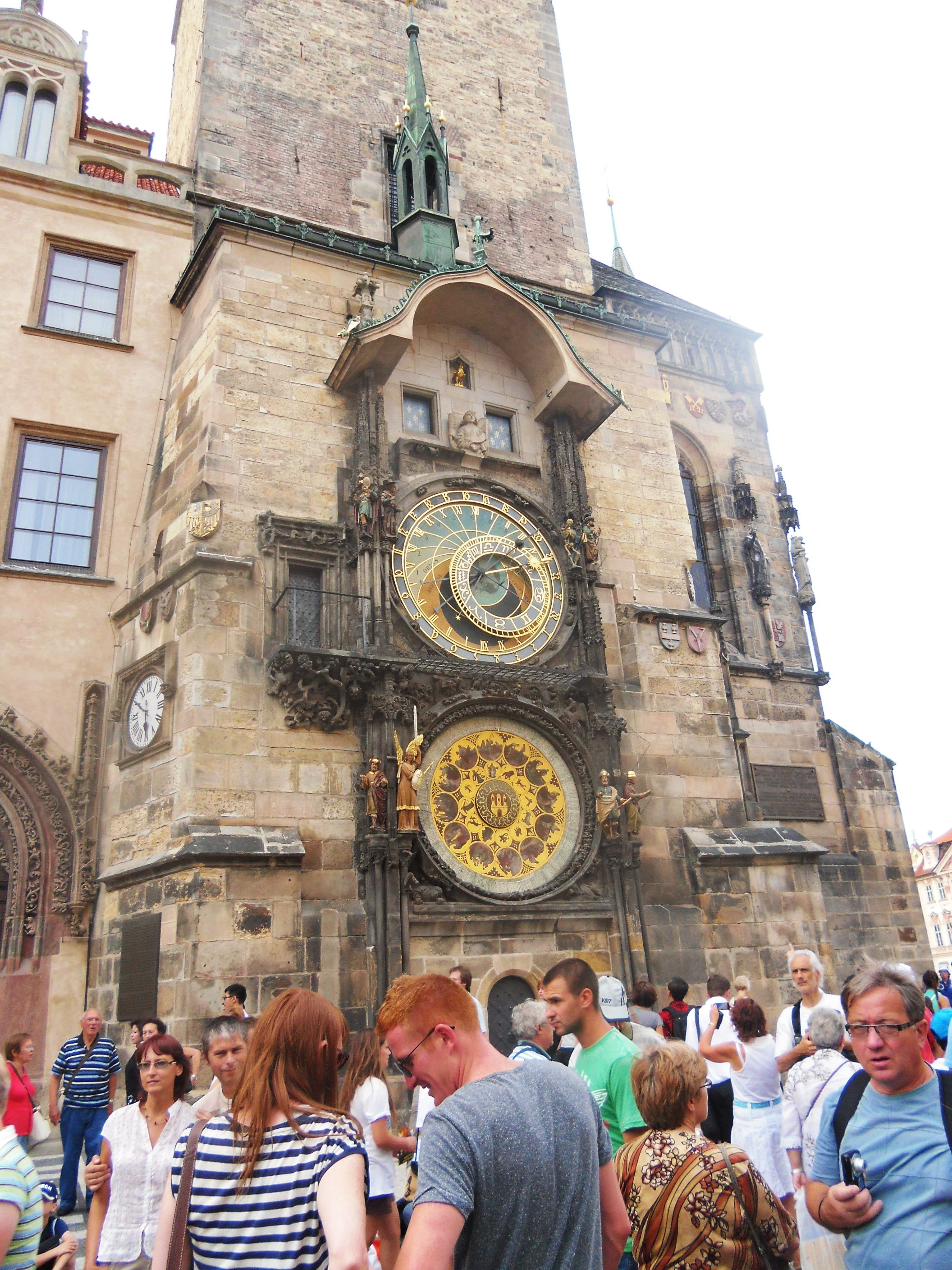 Astronomical Clock a.k.a Jam Bego