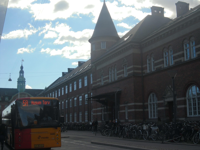 Bus terminal Ingerslevsgade
