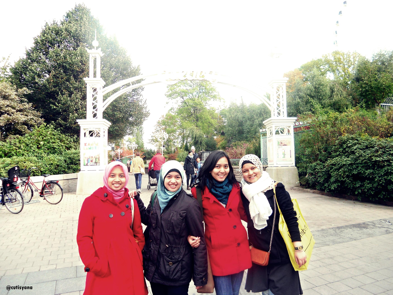 Kiki, Tanti, Icha, Nyanya