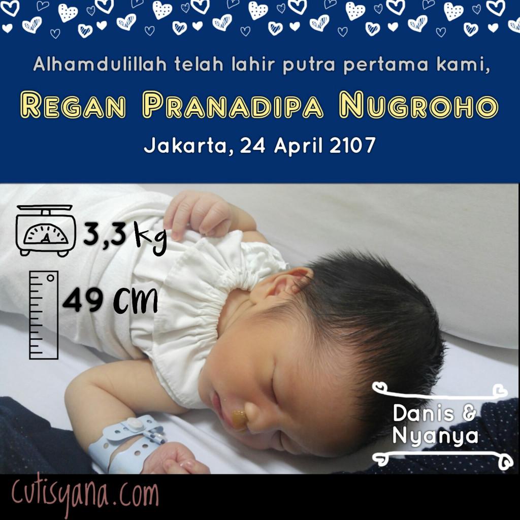 NEVER asked busui yang cuma tidur 2 jam sehari buat ngedit foto akikah. Akibatnya Abang baru lahir 2107